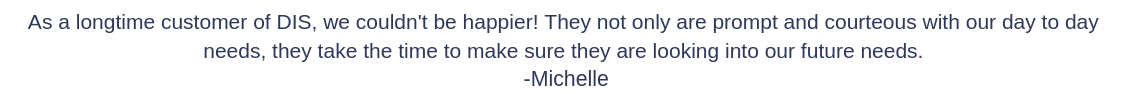 Michelle Review